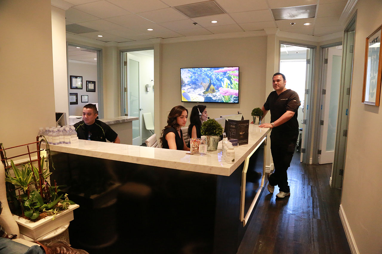 Office Tour | IV Vitamin Therapy in Beverly Hills