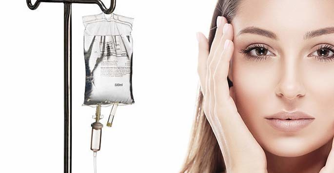 IV Glutathione for Skin Whitening in Beverly Hills, Los Angeles